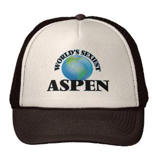 World's Sexiest Aspen Trucker Hat