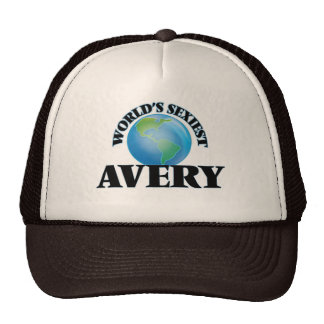 World's Sexiest Avery Trucker Hats