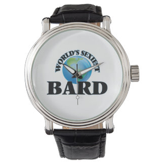 World's Sexiest Bard Wrist Watches