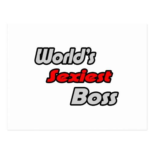 World's Sexiest Boss