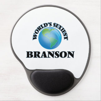 World's Sexiest Branson Gel Mouse Pad