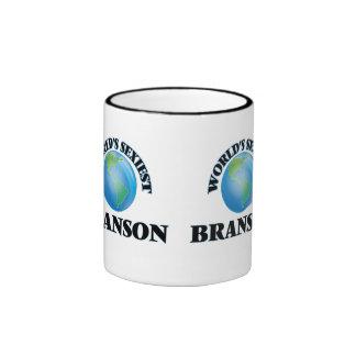 World's Sexiest Branson Coffee Mug