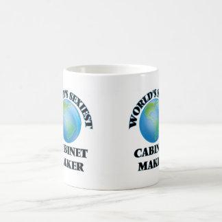World's Sexiest Cabinet Maker Coffee Mug