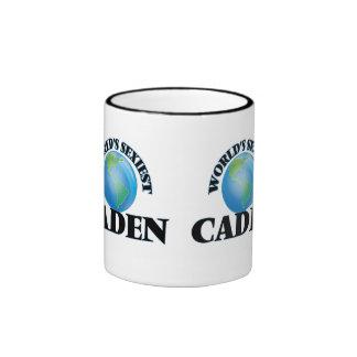 World's Sexiest Caden Mugs