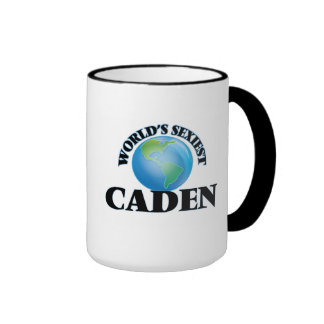 World's Sexiest Caden Coffee Mug