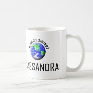 World's Sexiest Cassandra Coffee Mug