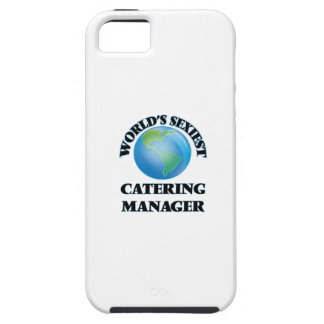 World's Sexiest Catering Manager iPhone 5 Cover