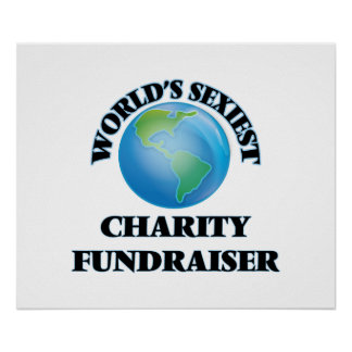 World's Sexiest Charity Fundraiser Print