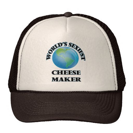 World's Sexiest Cheese Maker Mesh Hat