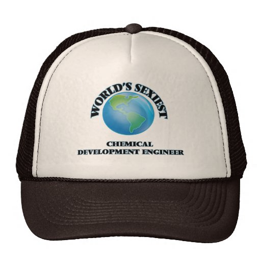 World's Sexiest Chemical Development Engineer Hat