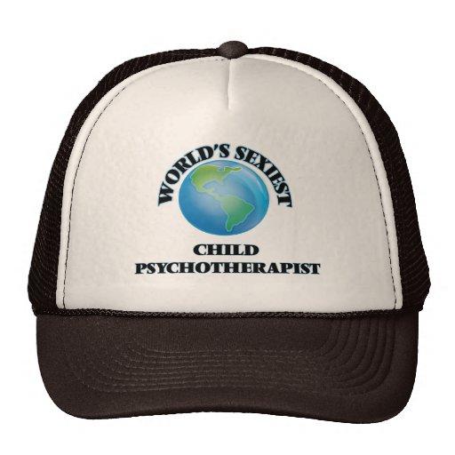 World's Sexiest Child Psychotherapist Trucker Hats