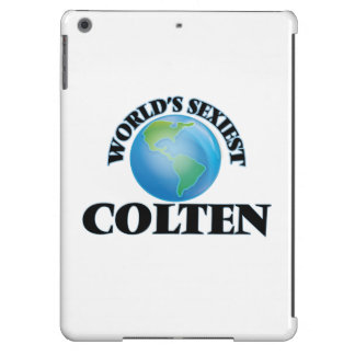 World's Sexiest Colten iPad Air Cases