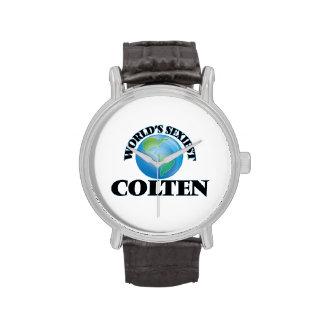 World's Sexiest Colten Wristwatches