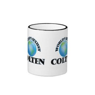 World's Sexiest Colten Ringer Coffee Mug