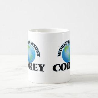 World's Sexiest Corey Coffee Mugs