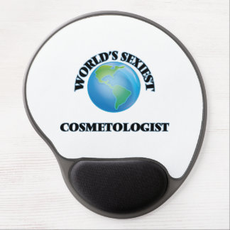 World's Sexiest Cosmetologist Gel Mouse Pad