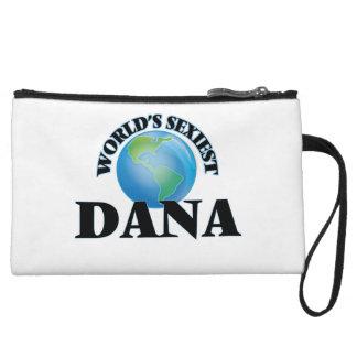 World's Sexiest Dana Wristlet Clutches