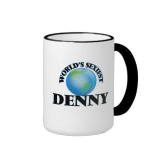 World's Sexiest Denny Mug