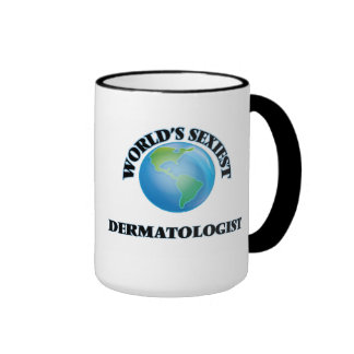 World's Sexiest Dermatologist Coffee Mug