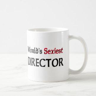 World's Sexiest Director Mug