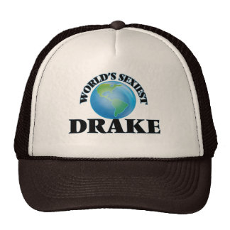 World's Sexiest Drake Mesh Hat