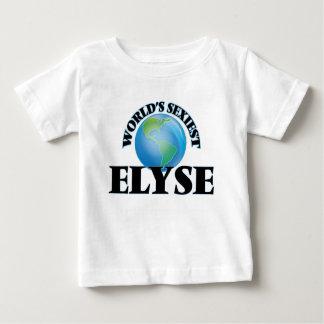 World's Sexiest Elyse T-shirt
