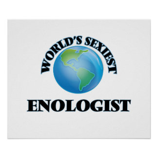World's Sexiest Enologist Poster