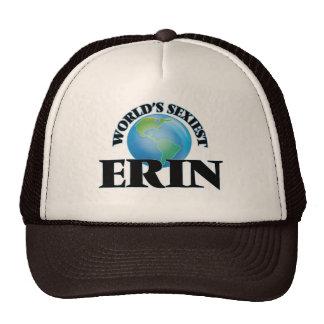 World's Sexiest Erin Hats