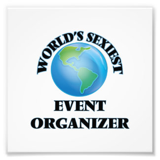 World's Sexiest Event Organizer Photo