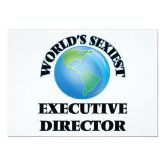 World's Sexiest Executive Director Custom Announcement