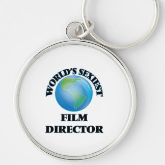 World's Sexiest Film Director Keychain