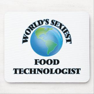 World's Sexiest Food Technologist Mousepads