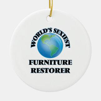 World's Sexiest Furniture Restorer Ornament