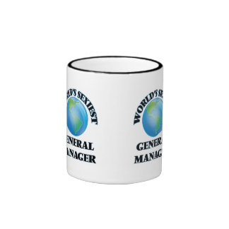 World's Sexiest General Manager Coffee Mug