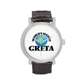 World's Sexiest Greta Watch