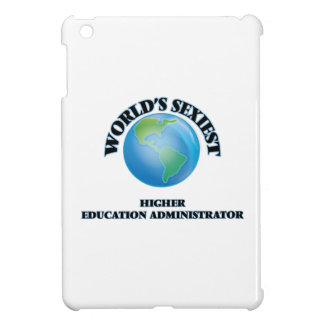 World's Sexiest Higher Education Administrator iPad Mini Cover