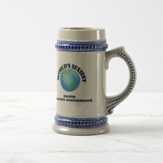 World's Sexiest Higher Education Administrator Coffee Mugs