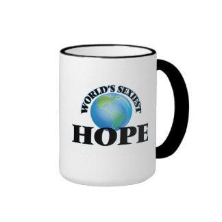 World's Sexiest Hope Coffee Mugs