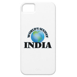 World's Sexiest India iPhone 5/5S Case