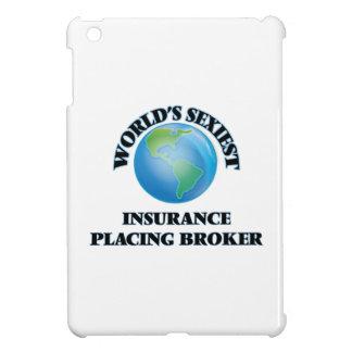 World's Sexiest Insurance Placing Broker iPad Mini Cases