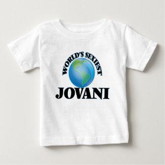 World's Sexiest Jovani Tee Shirt
