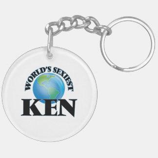 World's Sexiest Ken Acrylic Keychain