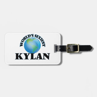 World's Sexiest Kylan Tag For Bags