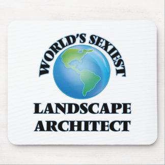 World's Sexiest Landscape Architect Mouse Pads