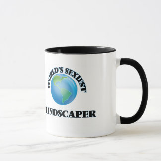 World's Sexiest Landscaper Mug