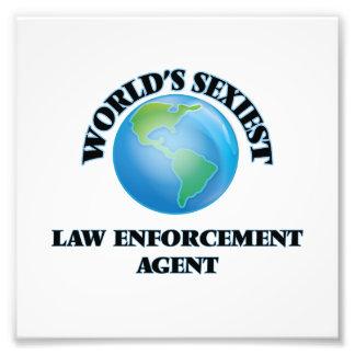 World's Sexiest Law Enforcement Agent Photograph
