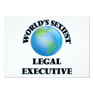 World's Sexiest Legal Executive Card