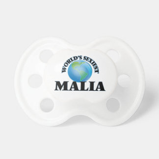 World's Sexiest Malia BooginHead Pacifier