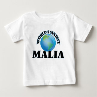 World's Sexiest Malia Tee Shirt