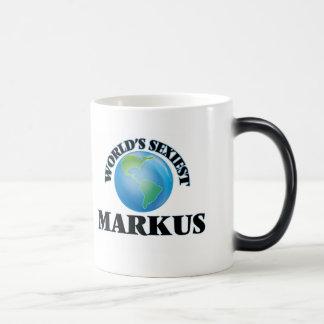 World's Sexiest Markus Mug